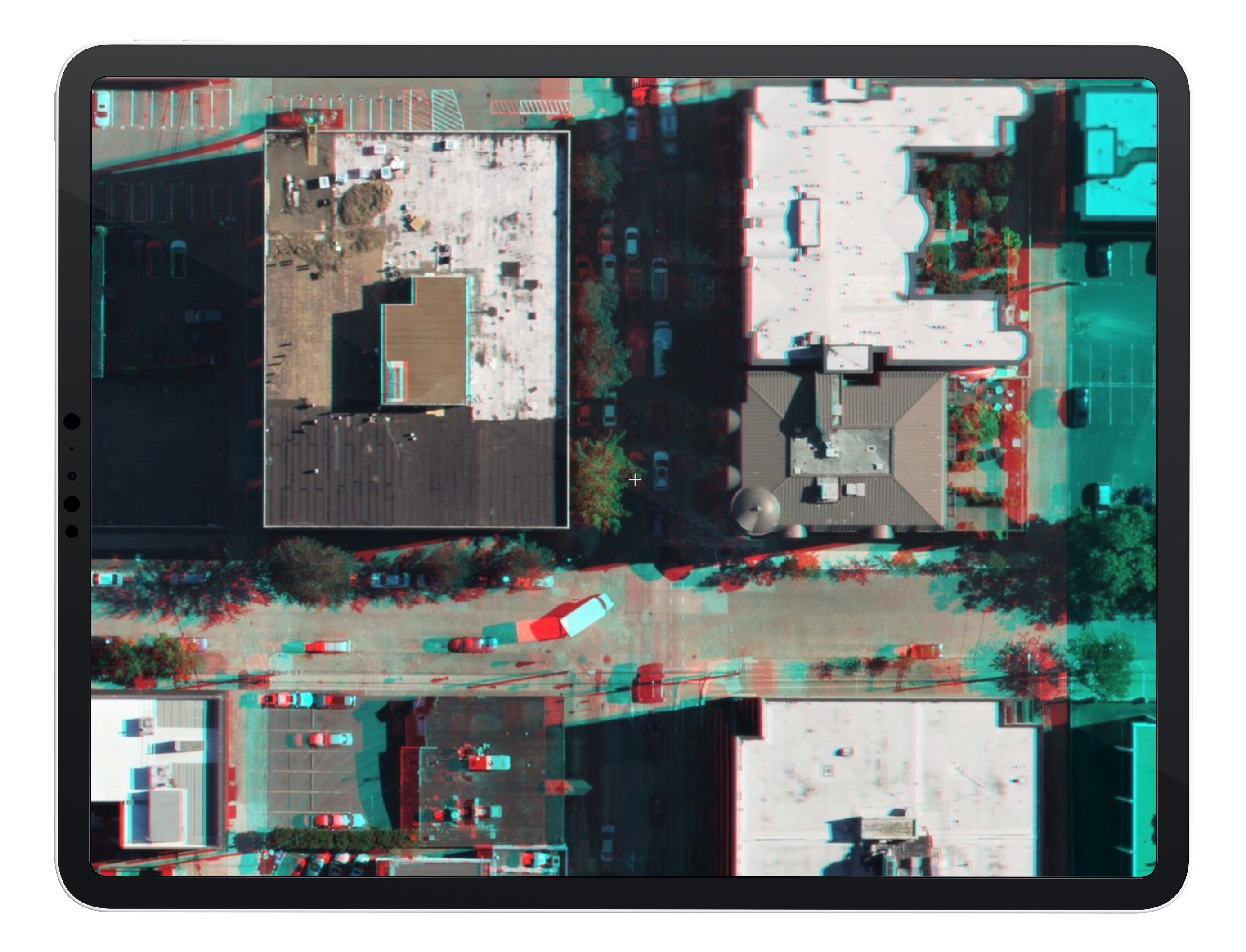 Stereo Imagery on Tablet
